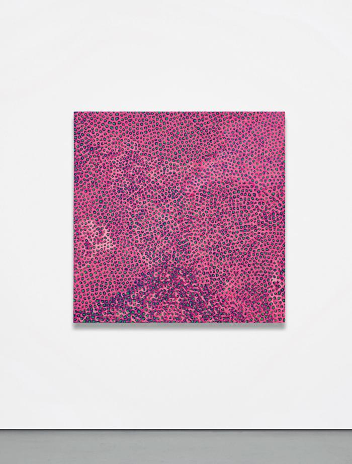Yayoi Kusama-Infinity-Nets (OPARHJ)-2012