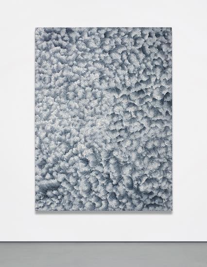Yayoi Kusama-Infinity Nets OPQR-2007