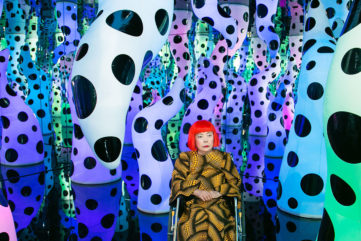 Reflecting On Yayoi Kusama's Infinity Mirrors