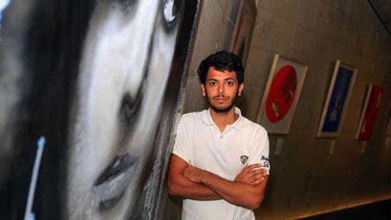Yazan Halwani portrait