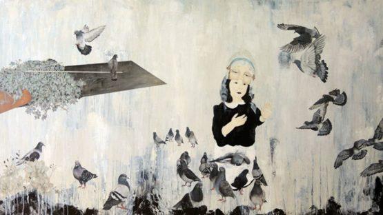 Yi-Shiang Yang - Mercy (Detail)