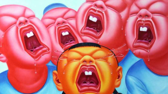 Yin Jun - Untitled, photo via team-yellow.com