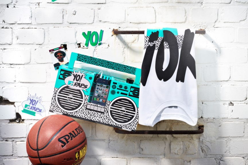 MTV (w)Raps Boombox
