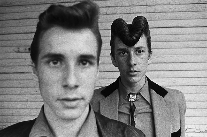 Young Teddy Boys in Southend, England, 1976 © Chris Steele-Perkins Magnum Photos