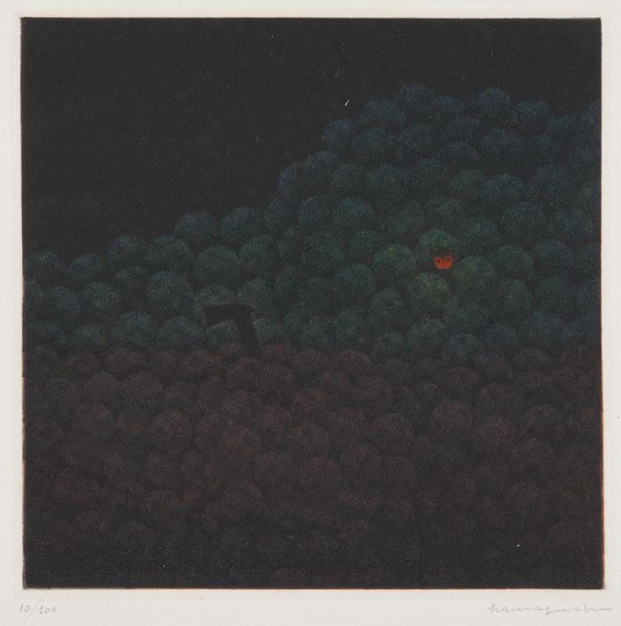 Yozo Hamaguchi-One Hundred And Ninety Plus One-1975