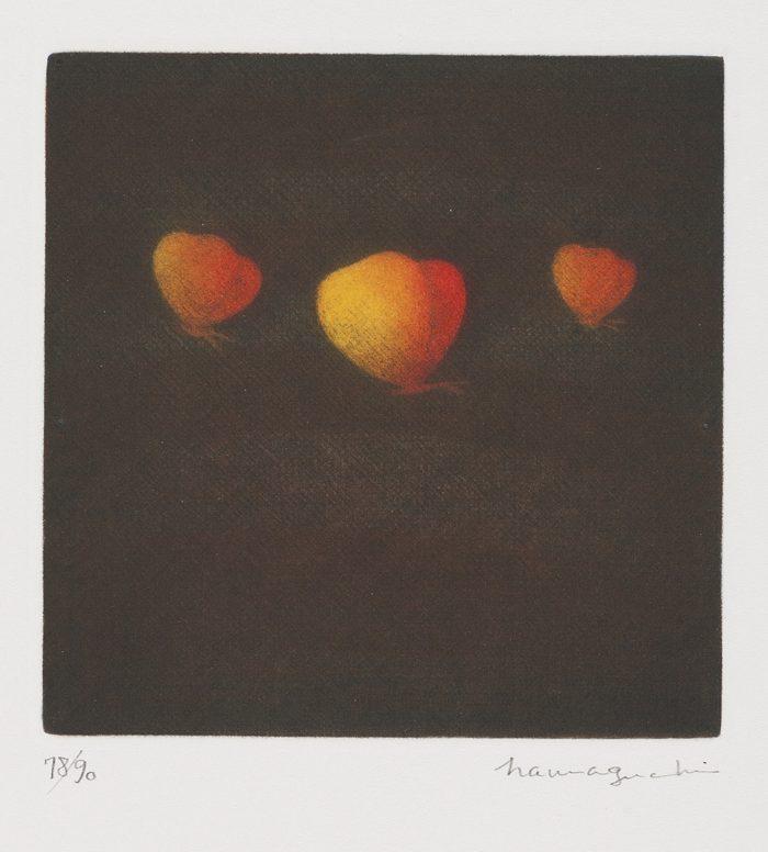 Yozo Hamaguchi-Three Prints-1994