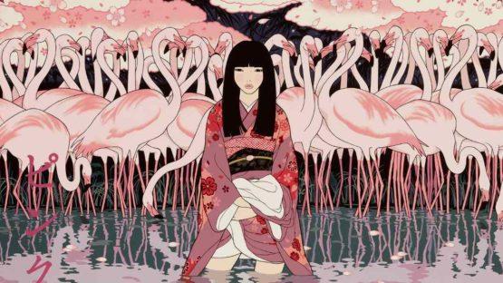 Yumiko Kayukawa - Pinku (detail)