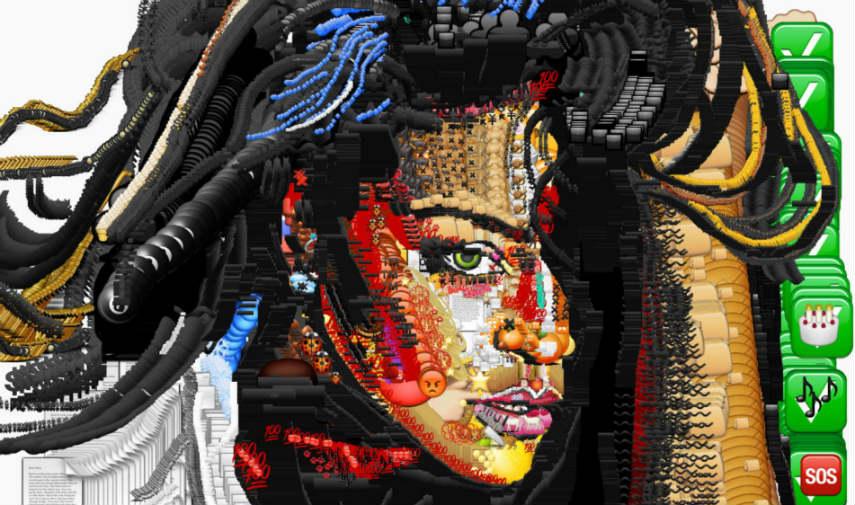 Yung Jake - Rihanna, photo via i-d.vice.com youtube feat aufrufe charlie prod max heat david