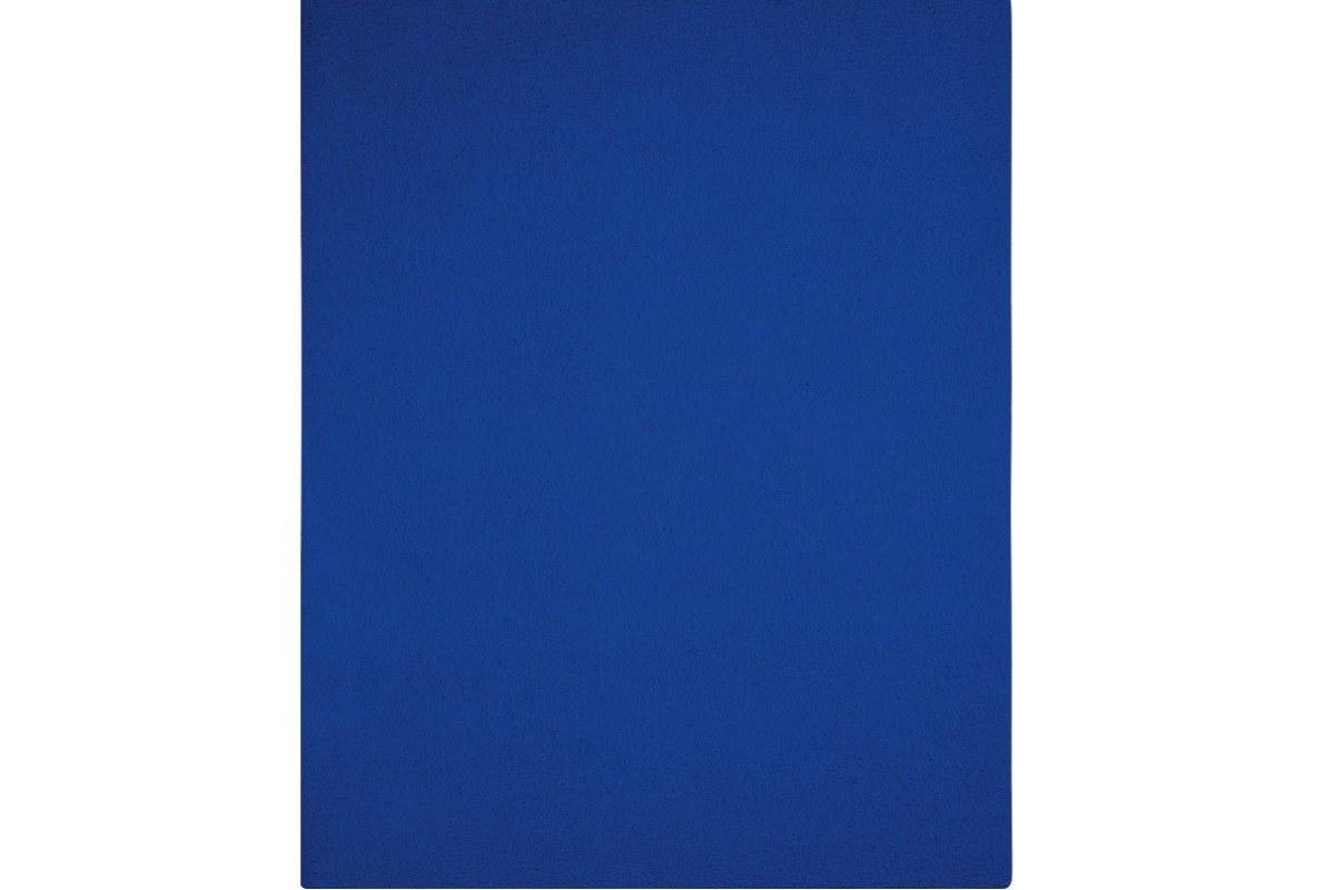 Yves Klein paintings