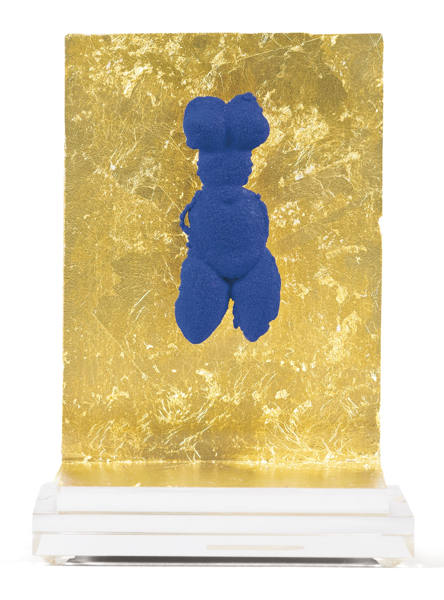 Yves Klein-Petite Venus Bleue-1959