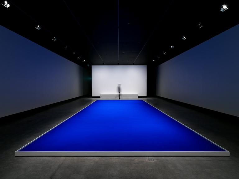 Yves Klein - Pigment pur (Pure Pigment)