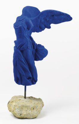 Yves Klein-Victoire De Samothrace (S 9)-1962