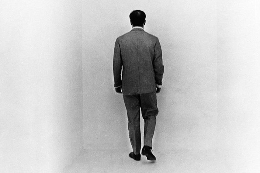Yves Klein - Void Room (Raum der Leere), 1961