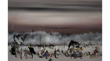 Yves Tanguy - Le Ruban des exces