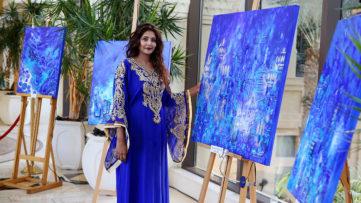 Zaahirah Muthy. World Art Dubai 2018