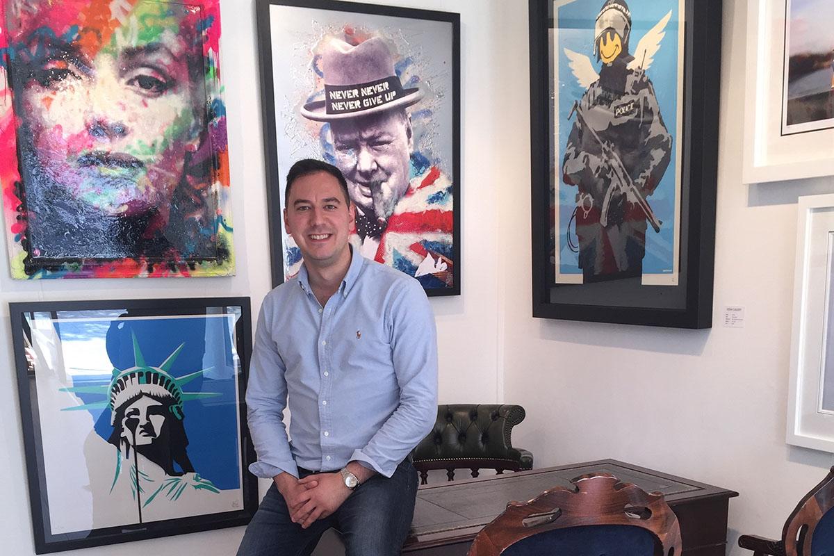 Zaid @ Reem Gallery