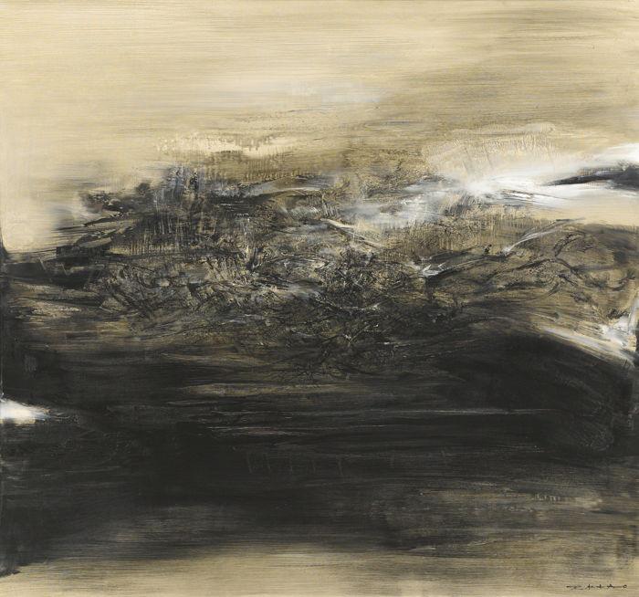 Zao Wou-Ki-08.03.66-1966