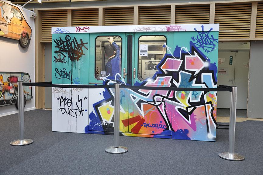 Zenoy, Galerie Ange Basso