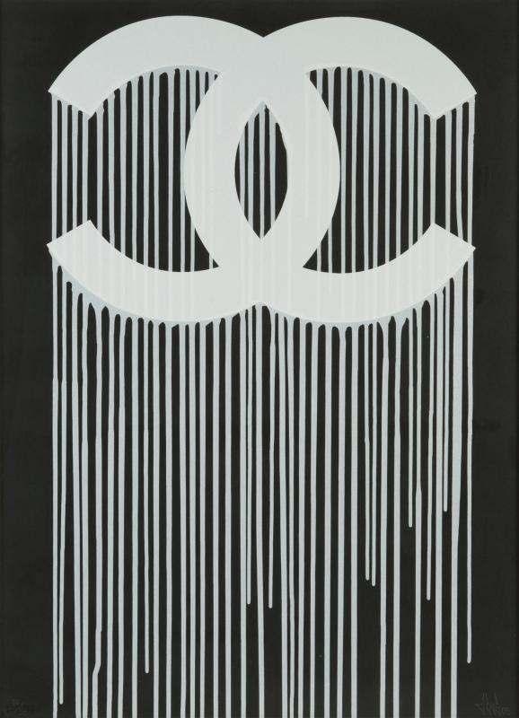 Zevs-Chanel Liquidated-2009