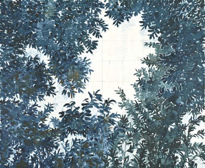 Zhang Enli-Sky-2010
