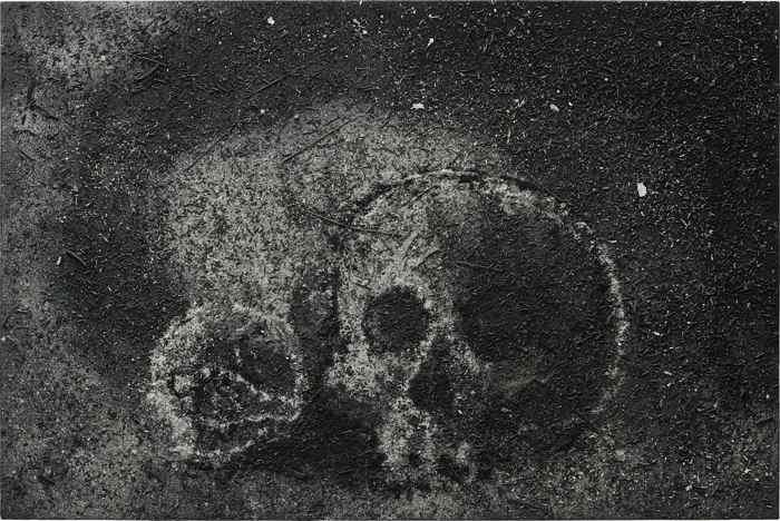 Zhang Huan-Skull No. 22-2007