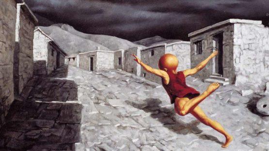 Zhang Linhai - Paradise Series No. 36 (detail), 2008