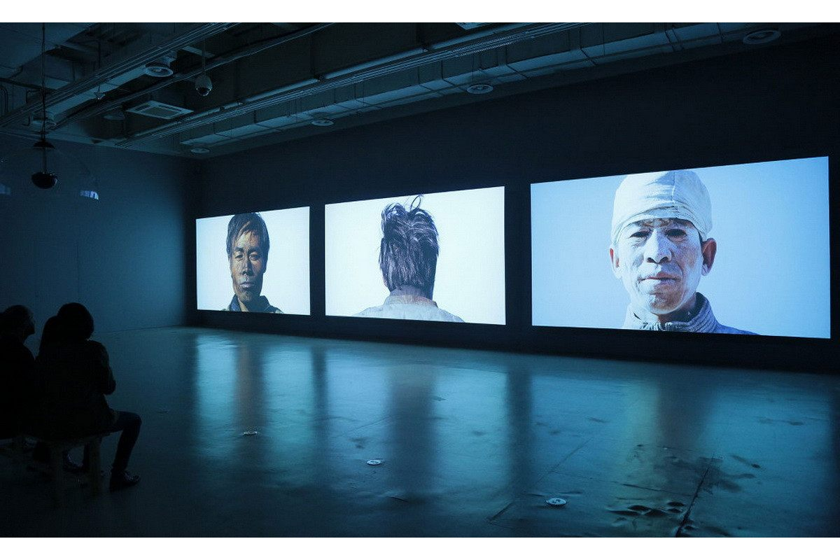 Zhao Liang - Black Face, White Face, 10th Shanghai Biennale