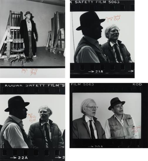 Zoa-Joseph Beuys-Zoa and Joseph Beuys - Photo Editions-1983