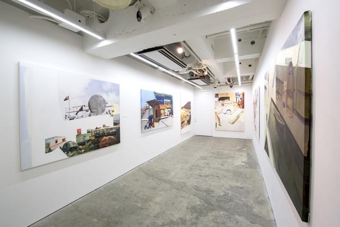 Zoer and Velvet, L'ETAT LIMITE exhibition at Takashi Murakami's GEISAI, Tokyo, Japan, 2015 Zoroism, Velvet