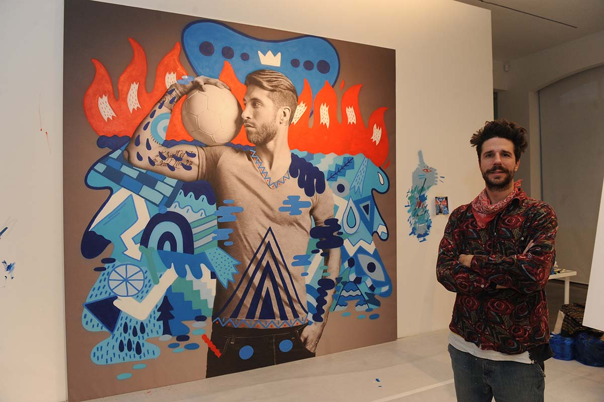 Widewalls Artist of the Week Zosen