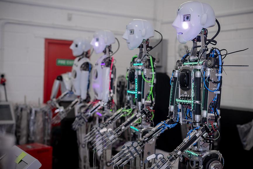 ai-da artist robot