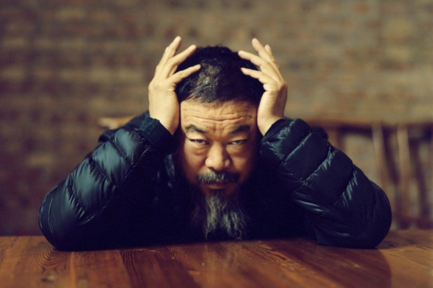Ai Weiwei lands in Alcatraz
