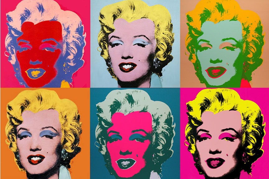 andy warhol portraits that changed the art world forever widewalls. Black Bedroom Furniture Sets. Home Design Ideas