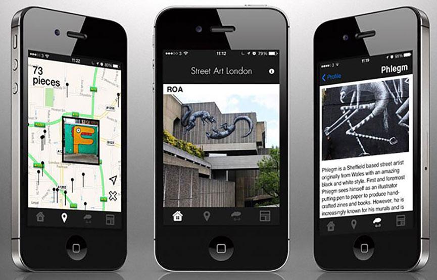 Mural app