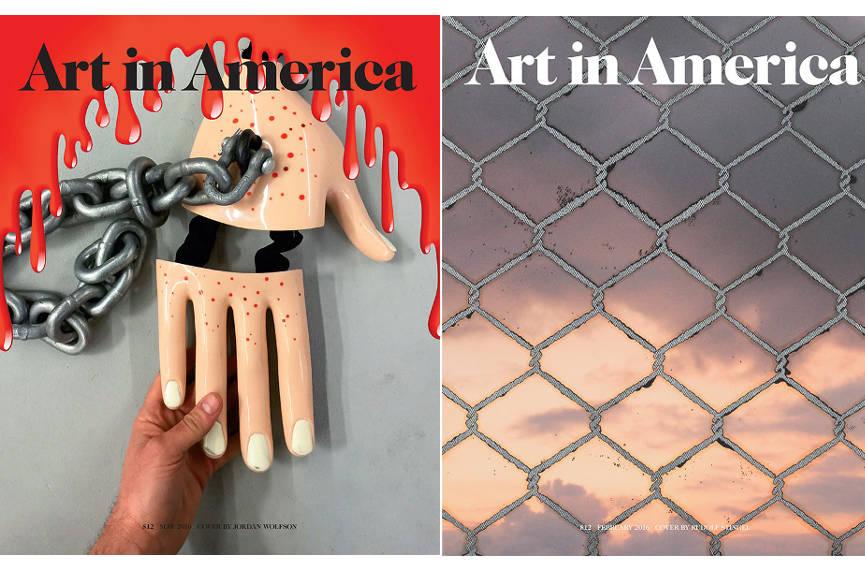 art in america,