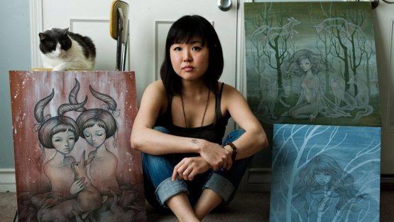 audrey kawasaki artist