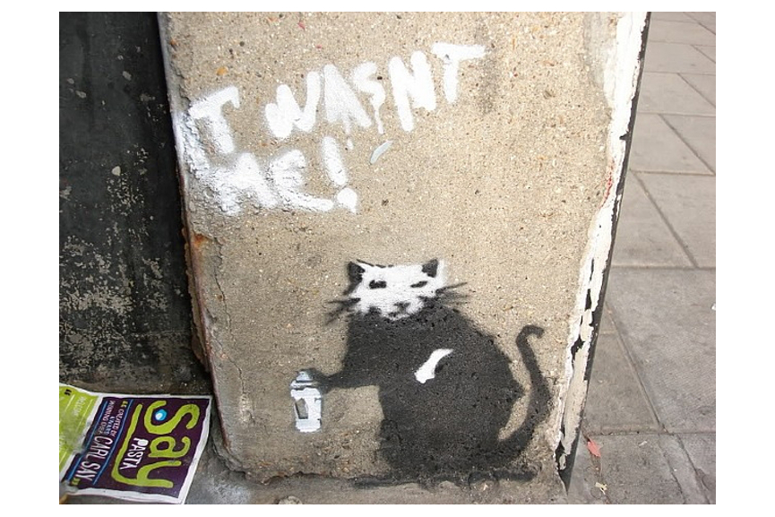banksy-  It- wasn't- me