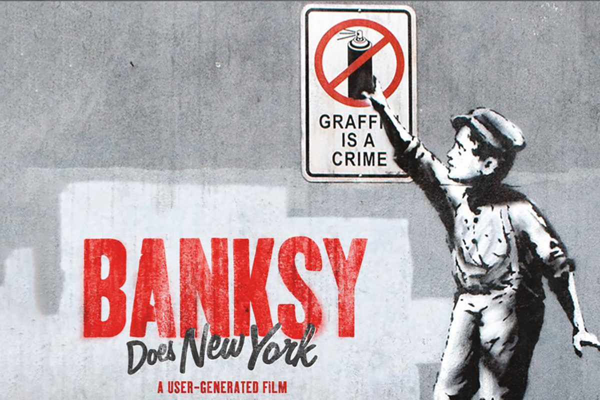 Best Artist Documentaries - Banksy Does New York