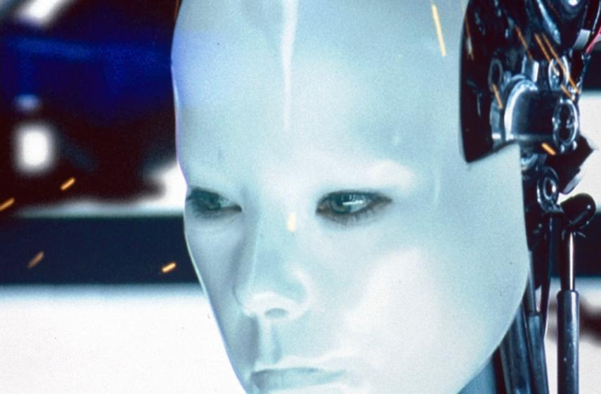 Directed by Chris Cunningham. Music by Björk. Image courtesy of One Little Indian