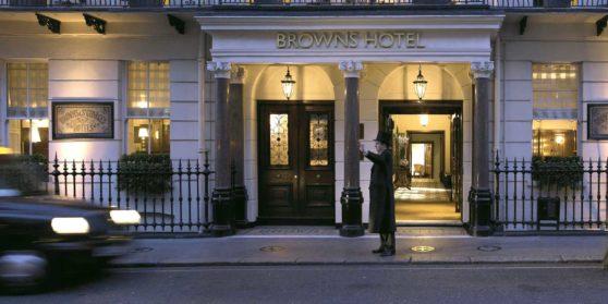 BROWN`S HOTEL London