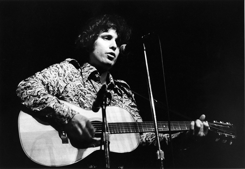 Don McLean in 1973.