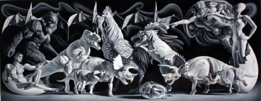 Ron English Guernica