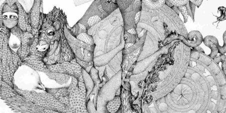 darcilio lima, untitled work, detail