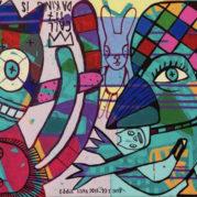 EddiE haRA - This Is NOT Street Art!
