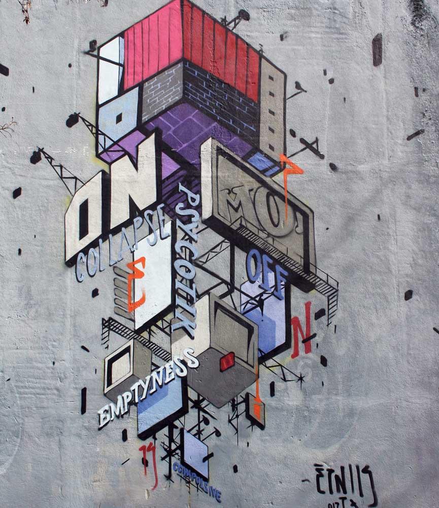 latest mural by etnik