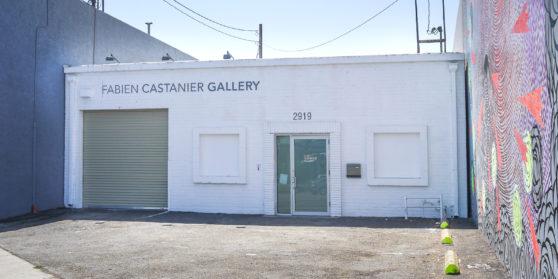FABIEN CASTANIER GALLERY Culver City