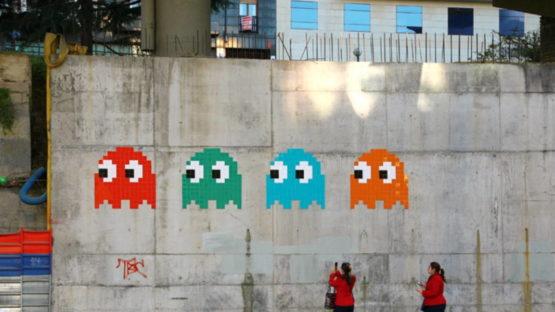 Defining Street Art?