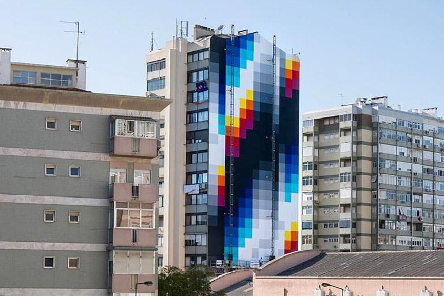 felipe pantone new mural