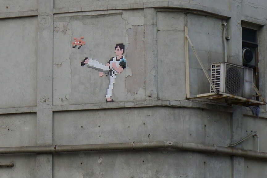 invader hong kong