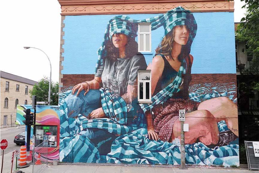 Fintan Magee new mural
